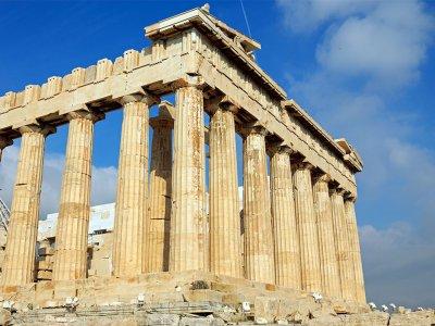 Bezoek de Akropolis: Athene in de oudheid