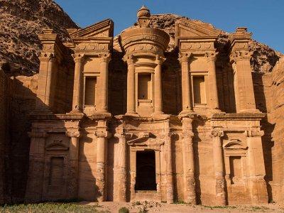 Ontdek Petra in Jordanië