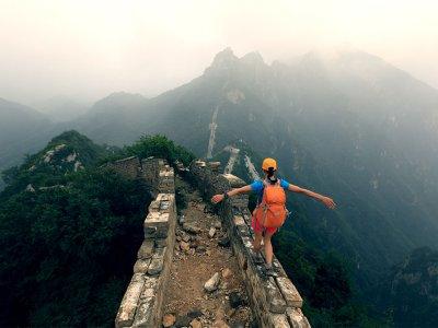 Vanuit Peking naar de Chinese Muur