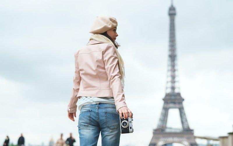 Bezoek de Eiffeltoren
