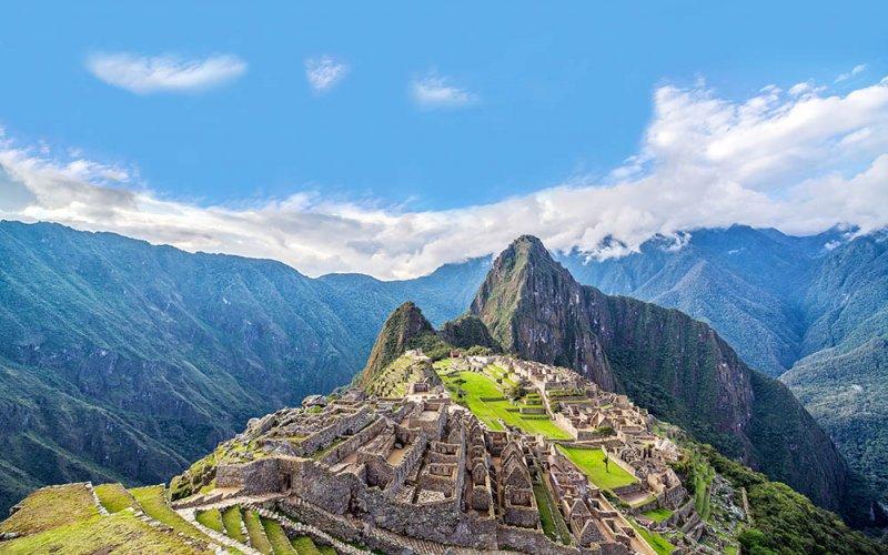 Bezoek de Machu Picchu in Peru