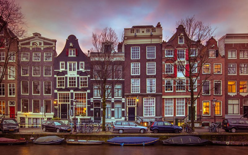 Ga op stedentrip in Amsterdam