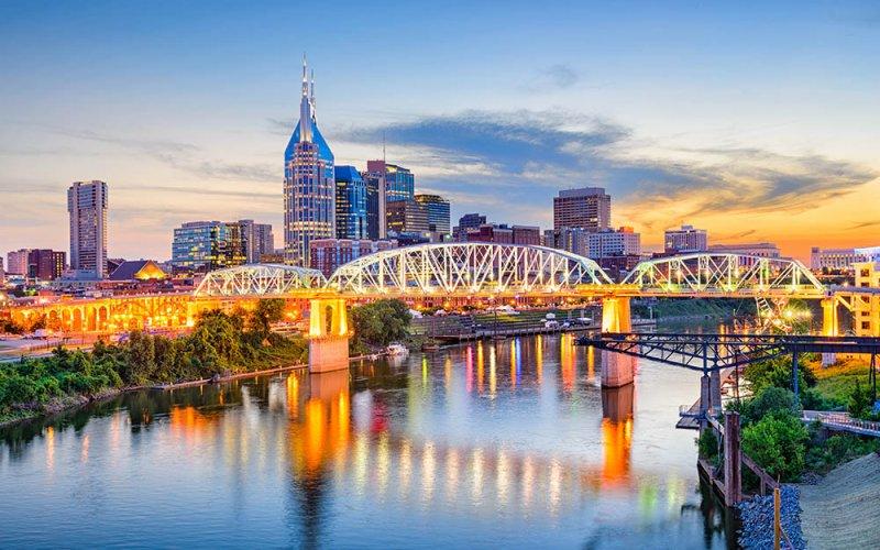 Nashville – Hoofdstad van de countrymuziek