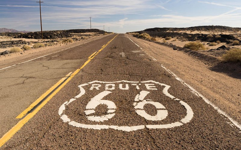 Route 66 – Legendarische route door Amerika
